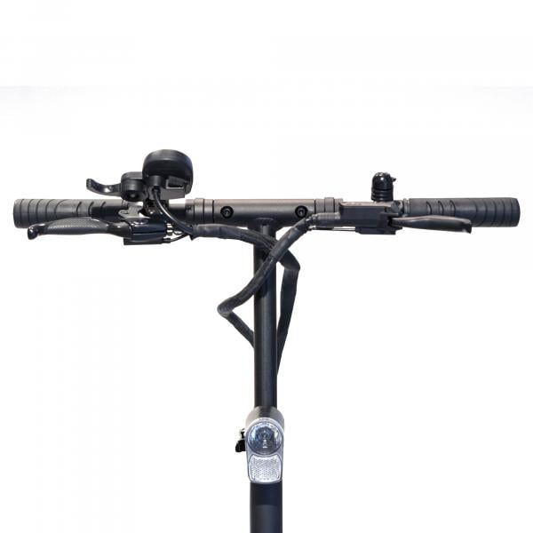 Egret Ten V4 48V Elektroroller STVO-Version black-wood