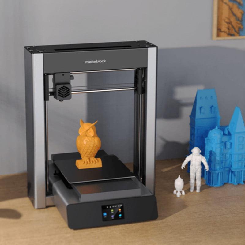 RICHTIG AUSGEDRUCKT - MAKEBLOCK 3D Printer