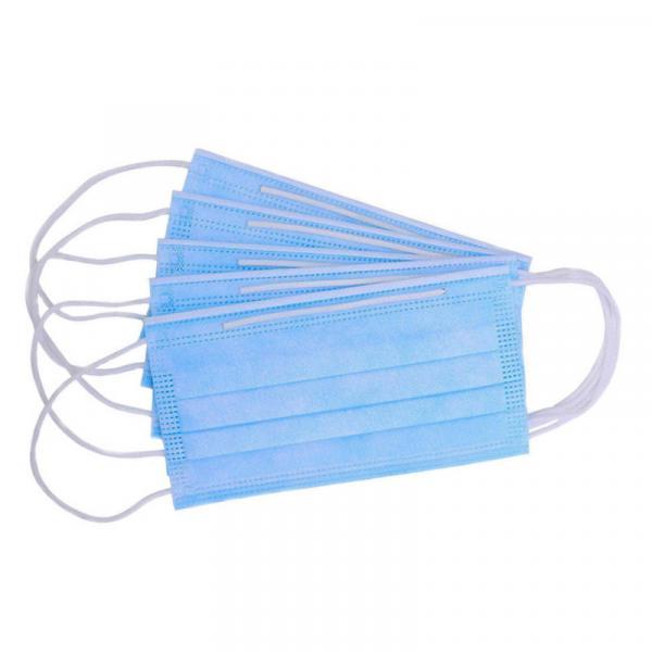 Medizinische OP Maske Mundschutz EN14683 Type IIR 50 Stück