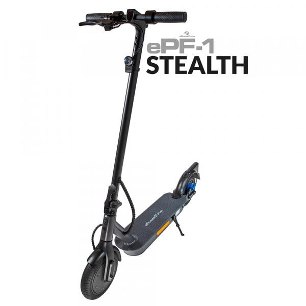 ePowerFun E-Scooter ePF-1 Stealth