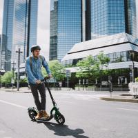 Metz moover green E-Scooter