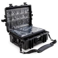 B&W medical.case 6500 black