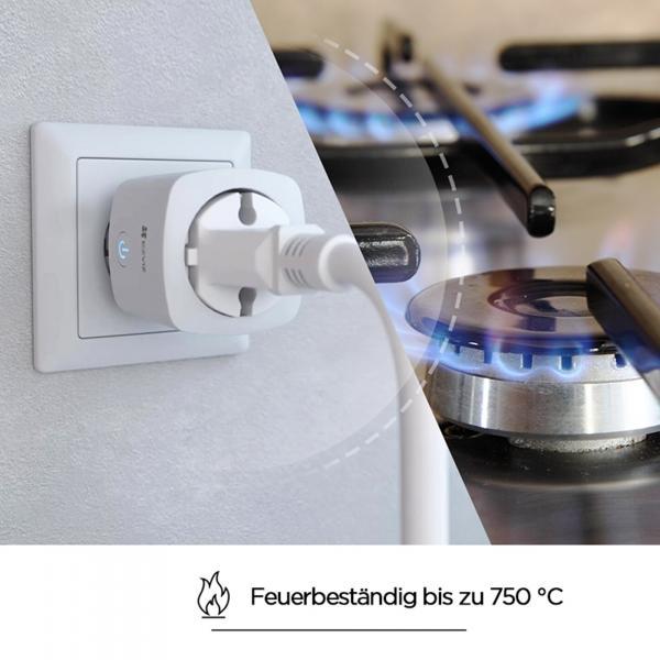 EZVIZ T30-10B Smart Plug
