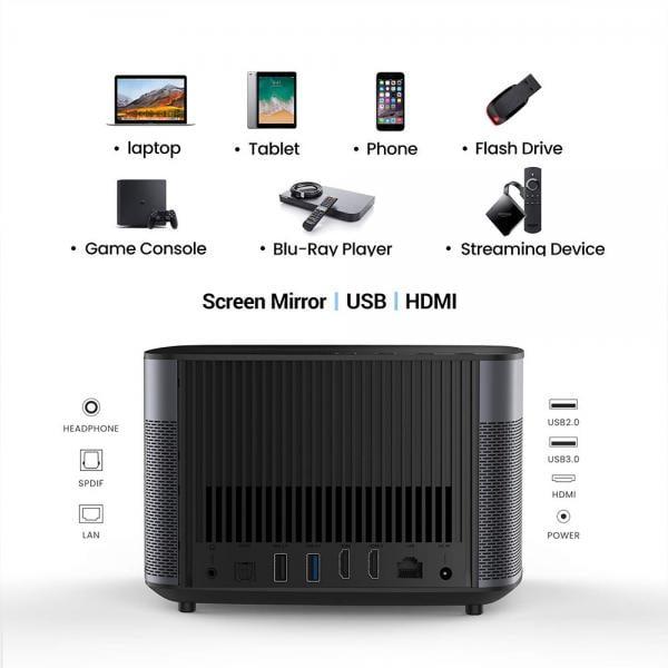 XGIMI H2 LED Projektor