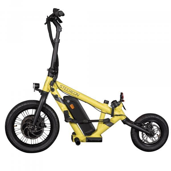 STEEREON C20 ohne Sitz gelb