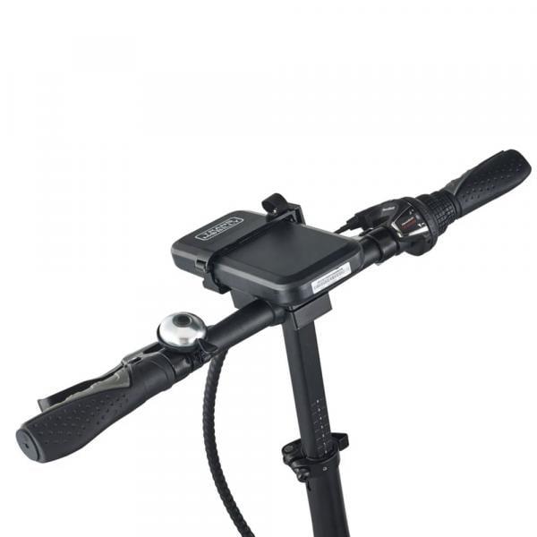 Micro E-Bike 16-Zoll inkl. Fahrradlicht-Set LED