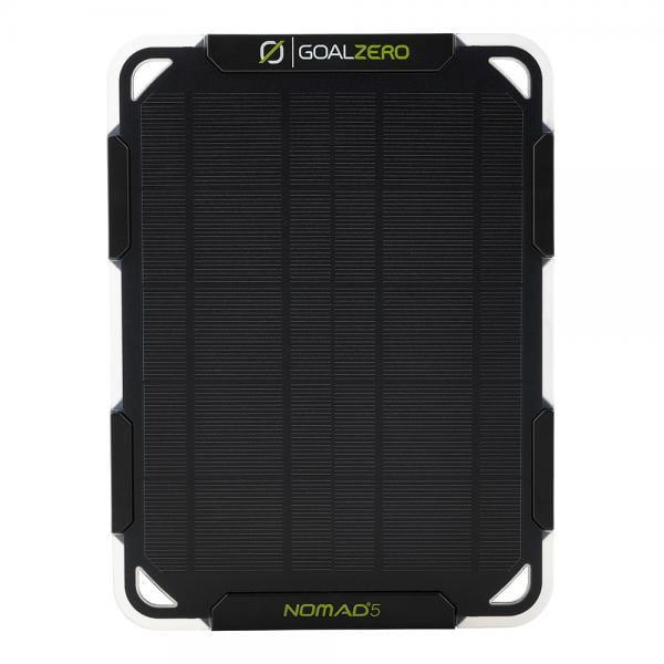 Goal Zero Nomad 5 Solarpanel
