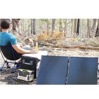 Goal Zero Boulder 100 Solarpanel Briefcase